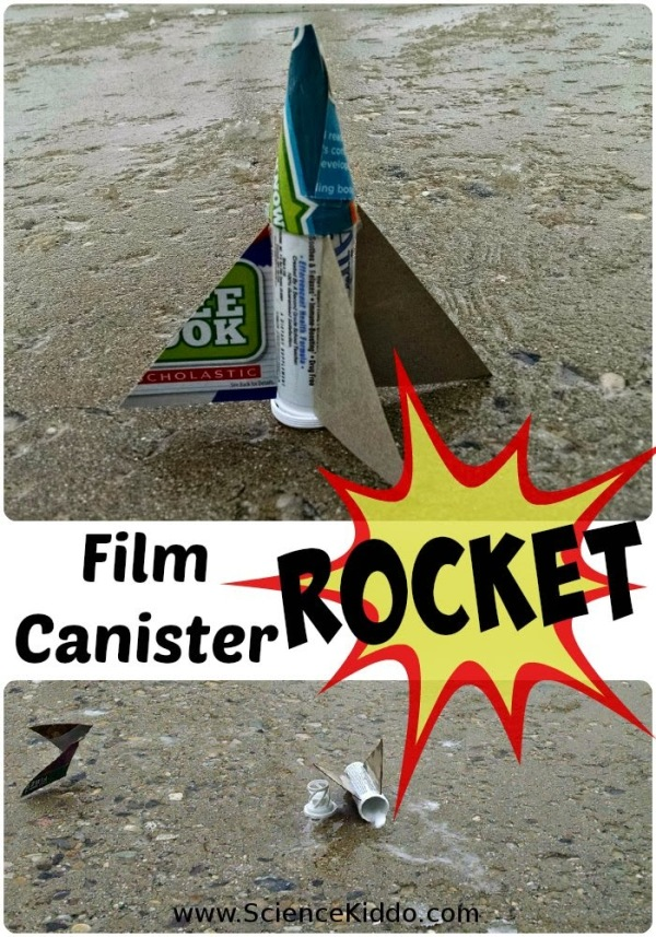 Film Canister Rocket | Explosive Chemistry for Kids