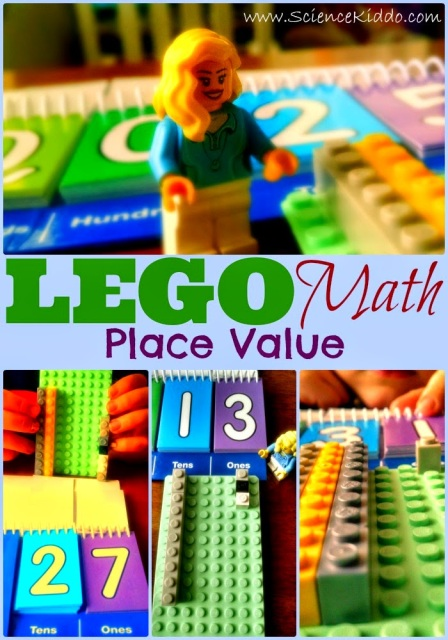 Lego Math Science Kids