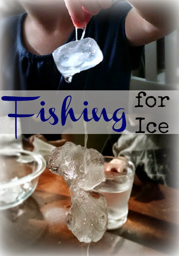 Why Does Salt Melt Ice | Simple Kitchen Chemistry for Kids
