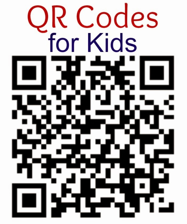 QR Codes for Kids | An Introduction to Technology | The Science Kiddo